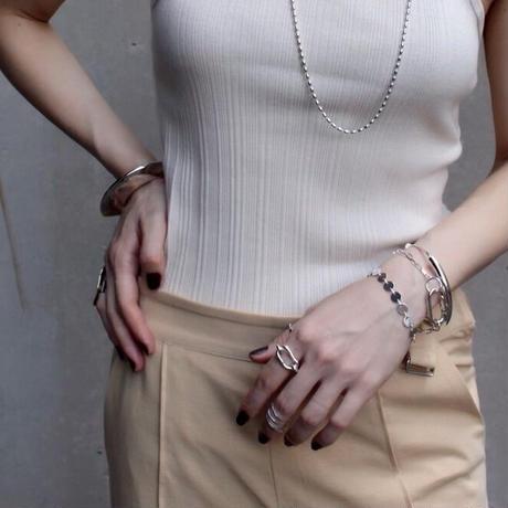 Small disc bracelet