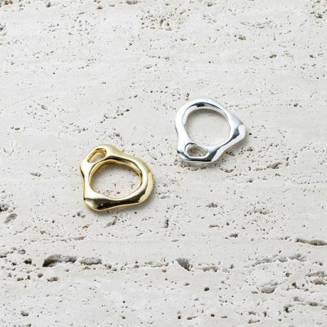 Ethical brass flat ring