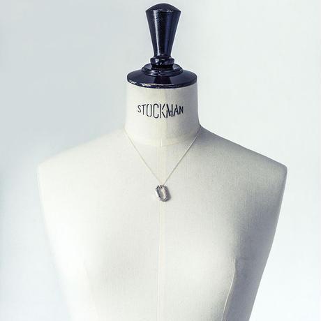 Keyring bijou necklace[19AW]