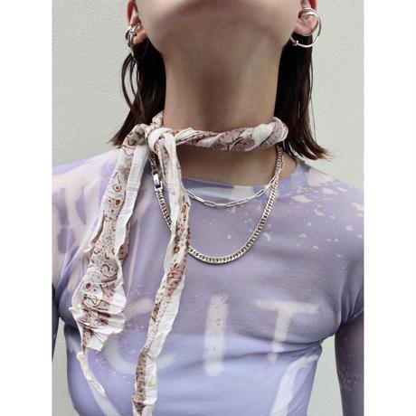 Norme double necklace / Men's