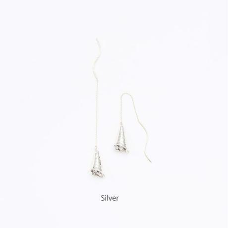 Horn bloom wave pierce (Silver)