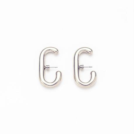Old chain half pierce[Unisex line]