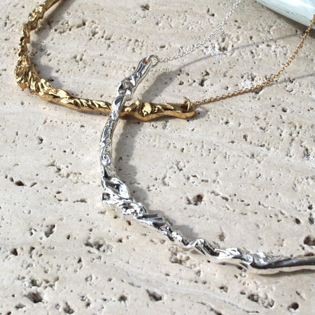 Aging necklace