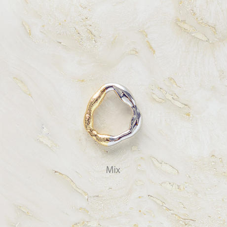 Literal slim ring (mix color)