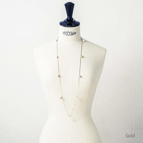 Ceres pearl necklace (Gold)