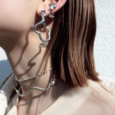 Mangata earcuff ring