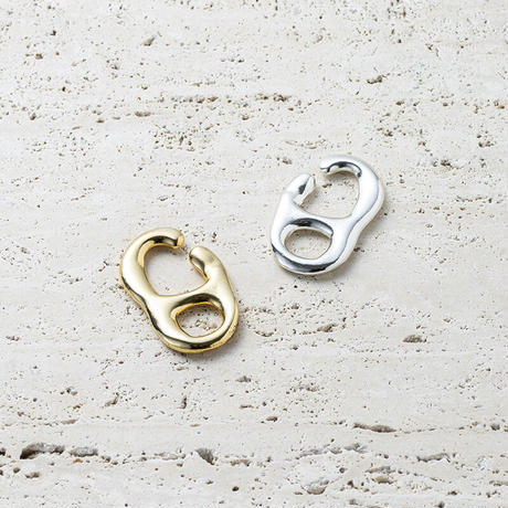 Ethical brass flat cuff (1P)