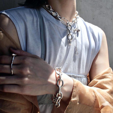 Clip large bracelet
