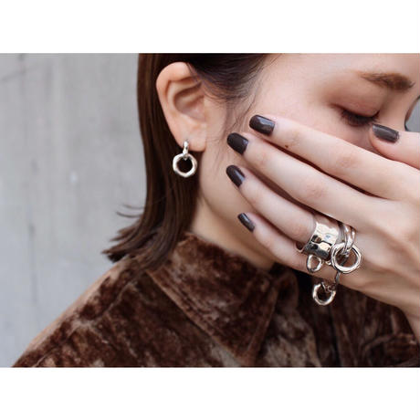 Peg pierce (2P) / Silver