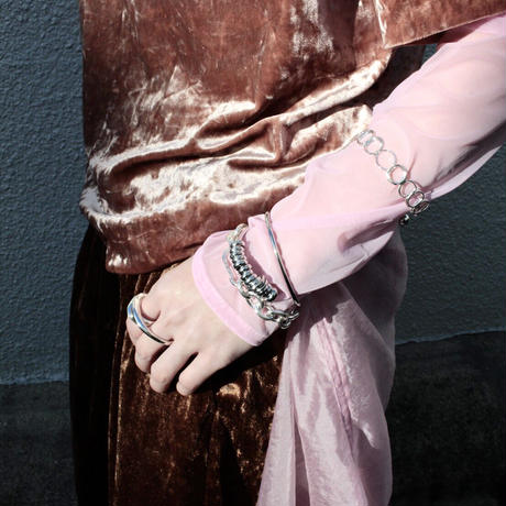 Coil bangle (2P) /  Women's