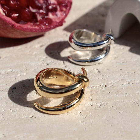 Neo coil round ring (one color)