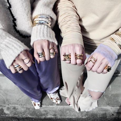 Literal bangle (mix color)