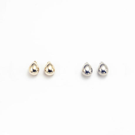 Metal stone earing (Drop)