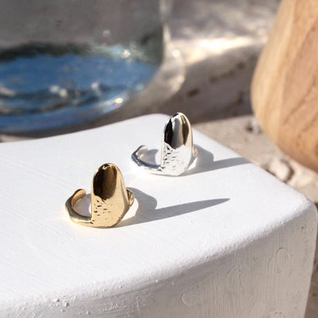 Literal nail ring (one color)