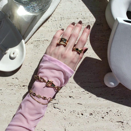 Old chain 05 bracelet
