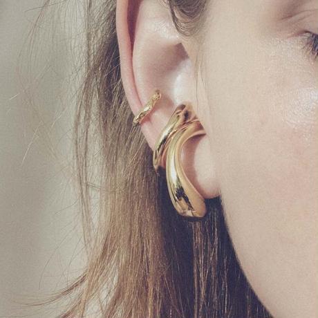 Neo hoop earcuff ring