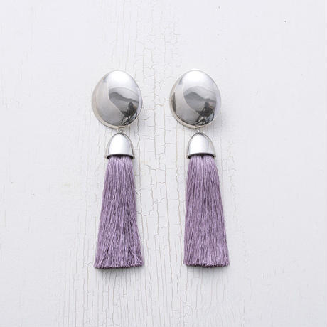 Tassel earing (Purple)