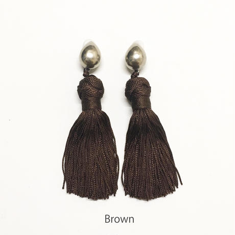 Tassel knot earing [Limited]