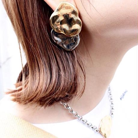 Natural id tuck pierce (1P)