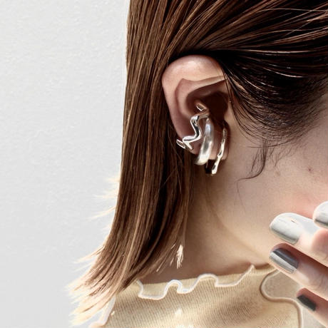 Flap earcuff / 1P