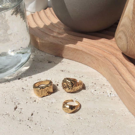 Aging square ring
