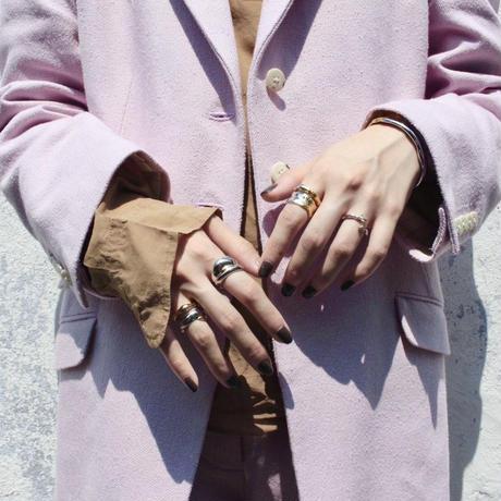 Literal slim ring (one color)