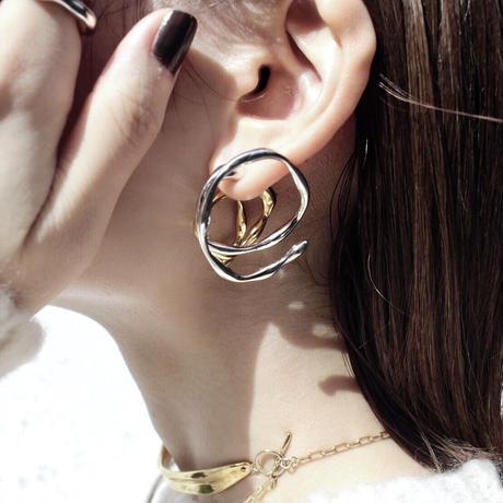 Merino horn connect pierce (1P)