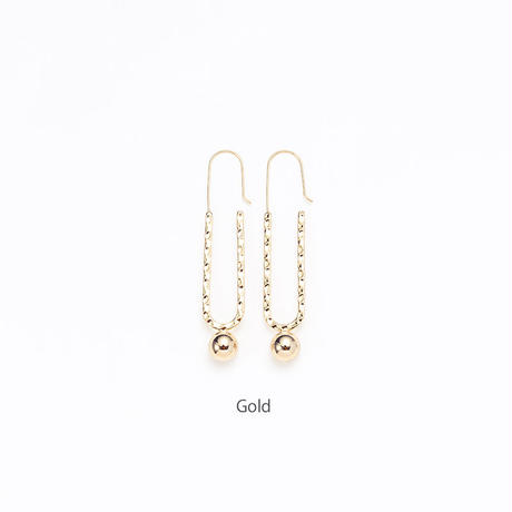 Hook hang pierce (Gold)