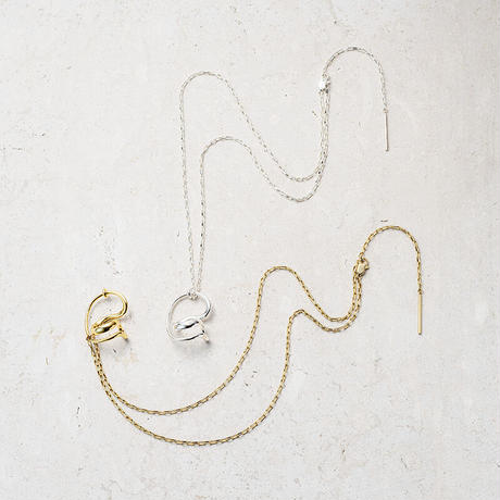 Neo coil necklace (one color)