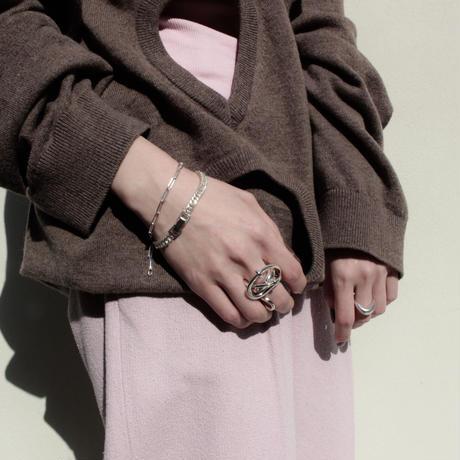 Norme long frame bracelet