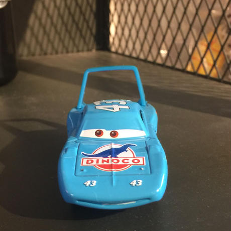 Disney Pixar Cars ディズニーピクサーマテルカーズ キング ストリップ ウェザースング