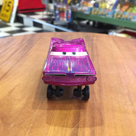 Disney Pixar Cars  MATTEL社 スーパーサスペンションラモーン ディズニーピクサーマテルカーズ