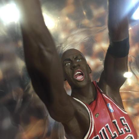 マイケル ジョーダン WINNING LAST SHOT フィギュア ブルズ NBA