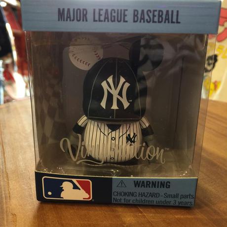 Disney バイナルメーション メジャーリーグ ベースボール ニューヨーク ヤンキース