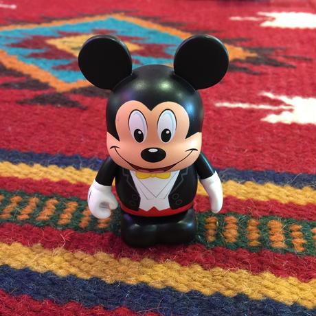 Disney バイナルメーション ANIMATION SERIES 2  タキシードミッキー 美品  Vinylmation
