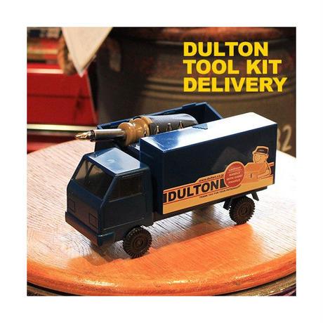 DULTON トラックDELIVERY TOOL KIT ドライバーセット NAVY