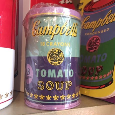 アンディ ウォーホル Campbell's Soup クレヨン PL