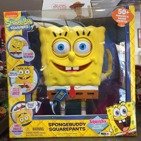スポンジボブ SPONGEBUDDY SQUAREPANTS