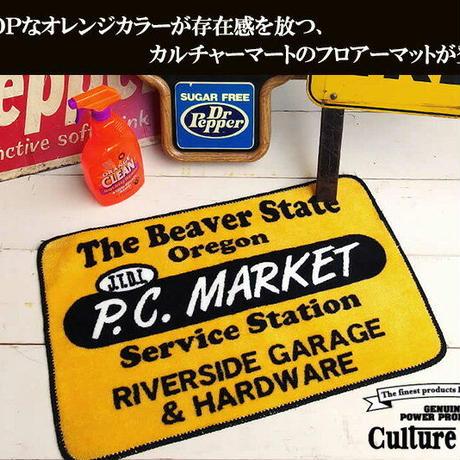 Culture Mart アメリカンフロアマット P.C MARKET