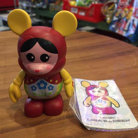 Disney バイナルメーション Cutesters マトリョーシカ
