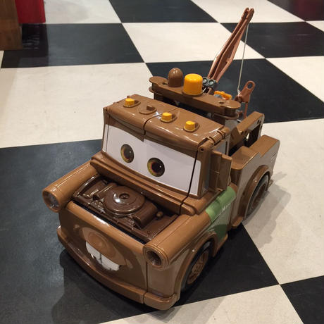 Disney pixar Cars メーター ガレージキット ディズニーピクサーカーズ