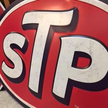 STP ブリキサインボード