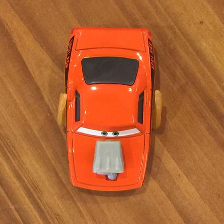 Disney Pixar Cars ディズニーピクサーマテルカーズ スノット ロッド