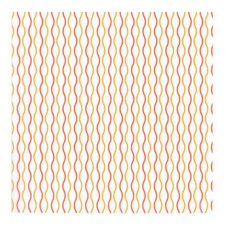 残り僅か★グラシン紙 和柄 第2弾3柄アソート 折り紙サイズ 鹿の子 立涌 七宝 日本の伝統色 模様 文様 透けるデザインペーパー 薄葉紙 ラッピング