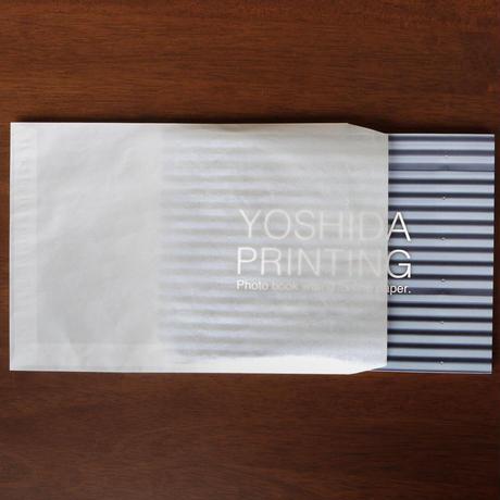 送料無料★グラシン封筒【50枚入 大タテ型】160×220mm 白無地 A5大 透ける平袋 バッグ