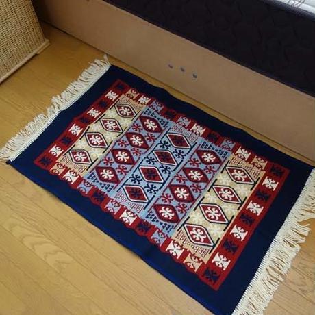 ★  rug-3  リバーシブルコットンキリム玄関マット