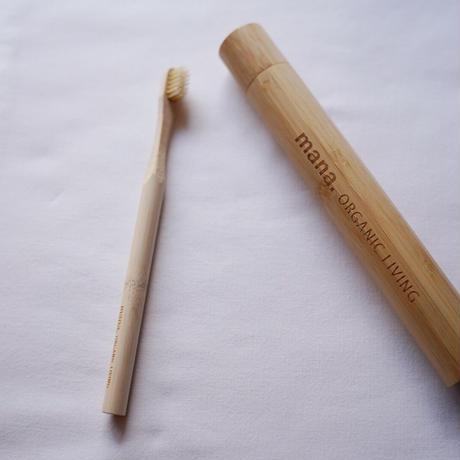 【地球に優しい】竹の歯ブラシケース(FSC認証)