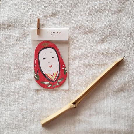 【環境保護への貢献】竹ペン(一点物)
