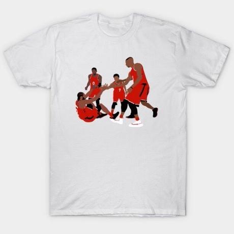 ラプターズ T-シャツ 全6色