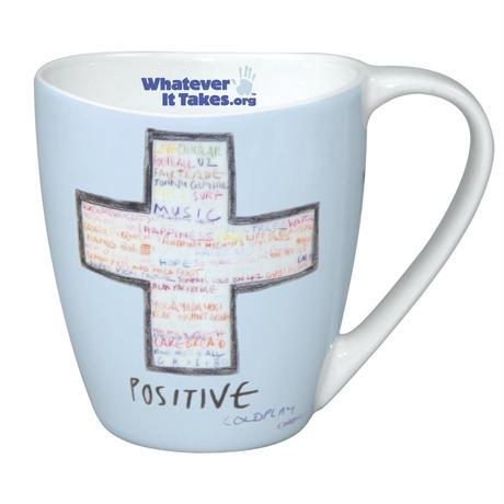 WIT Storm Mug 370ml Gift Tin /artwork donated by  Band Members - Coldplay (缶入りマグカップ)
